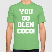 Mean Girls #2 – Glen Coco Mens Fitted Tee Grass SMALL