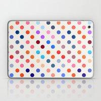 Polka Proton  Laptop & iPad Skin