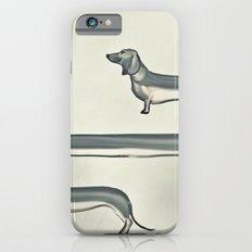 SAUSAGE DOG iPhone 6 Slim Case