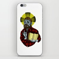 The Saint iPhone & iPod Skin
