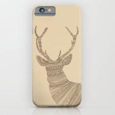 Stag / Deer (On Paper) Slim Case iPhone 6s