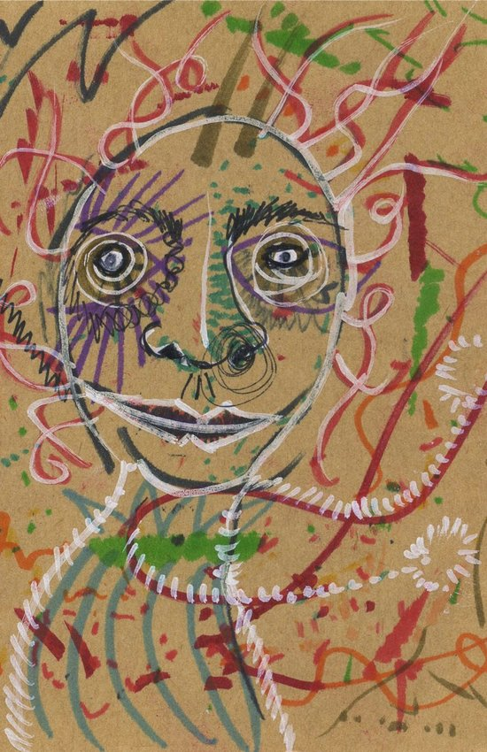 Color spirit Canvas Print