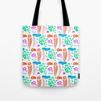 pattern I Tote Bag
