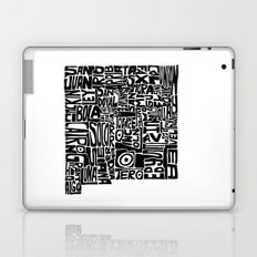 Typographic New Mexico Laptop & iPad Skin