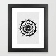 MESMERISE Framed Art Print