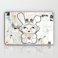 Space Bunny Laptop & iPad Skin