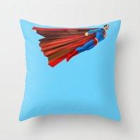 Man Up (blue Steel Varia… Throw Pillow