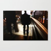 Going Home Canvas Print