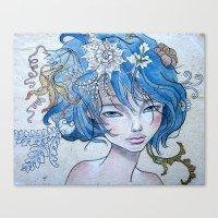 Nereid II Canvas Print
