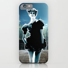 Kitten Jeanne iPhone 6s Slim Case