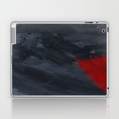 quote: find A beautiful place and get lost Laptop & iPad Skin