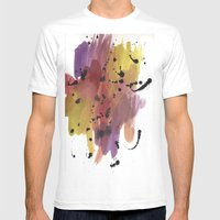guilt Mens Fitted Tee White SMALL