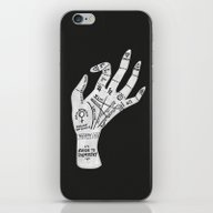 Palm Reading iPhone & iPod Skin