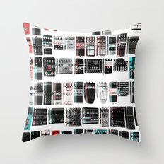Pedal Pusher Throw Pillow