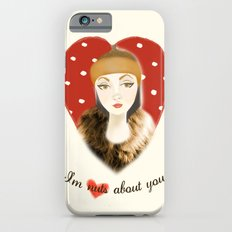Camilla Willow: I'm Nuts About You iPhone 6 Slim Case