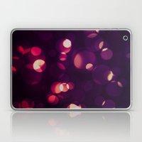 Glowing II Laptop & iPad Skin