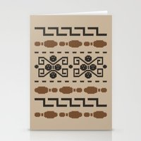 The Dude's Duds Stationery Cards