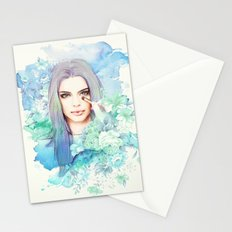 Kendall Jenner Stationery Cards