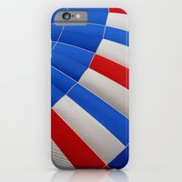 Red, White and Blue iPhone 6 Slim Case
