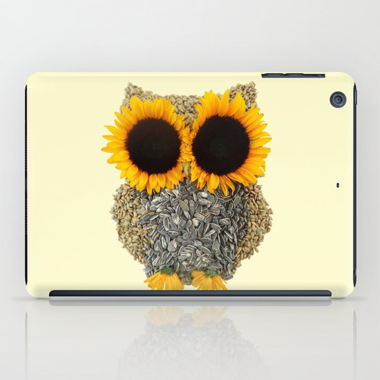 Hoot! Day Owl! iPad Case
