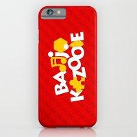 Banjo-Kazooie - Red iPhone 6 Slim Case