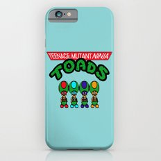 Teenage Mutant Ninja Toads iPhone 6s Slim Case