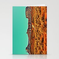 Long Road West Stationery Cards