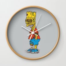 Adults suck, then you are one! Wall Clock