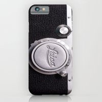 iPhone & iPod Case featuring LEICA by natalie sales