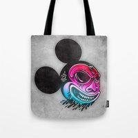 Evil Mickey 2 Tote Bag