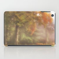 Dream Autumn Wood iPad Case