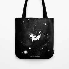 Otter Space Tote Bag