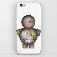 Espantapajaros iPhone & iPod Skin