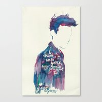 Real, Years & Years Canvas Print