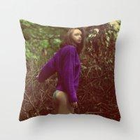 Dominyka Coco Throw Pillow