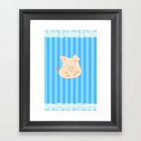 This Little Piggy.. Framed Art Print