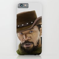 iPhone & iPod Case featuring Django Unchained by Altay