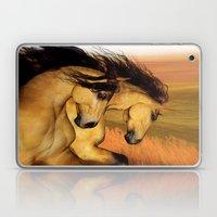 HORSES - The Buckskins Laptop & iPad Skin