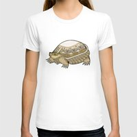 turtle T-shirts featuring Turtle by Yuliya