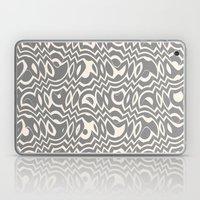 Gray & Ivory Tumble Laptop & iPad Skin
