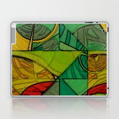 Tropical Farm Laptop & iPad Skin