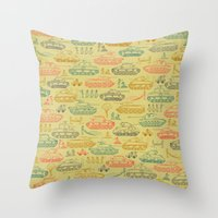 Tanks For Everything Throw Pillow