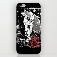 Wings Of Change iPhone & iPod Skin