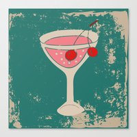 Alcohol_03 Canvas Print