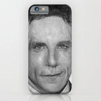Ben Stiller Traditional Portrait Print iPhone 6 Slim Case