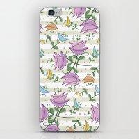 Colorful Cuties iPhone & iPod Skin