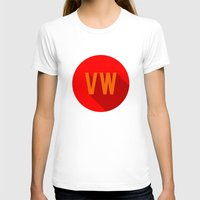 vw T-shirts featuring VW by Barbo's Art