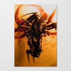 Ad Infinitum Canvas Print