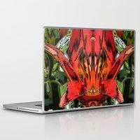 alien Laptop & iPad Skins featuring Alien by kealaphotography