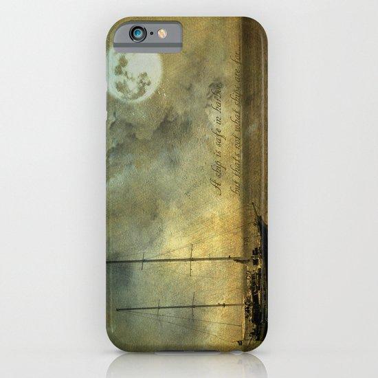 A ship 2 iPhone & iPod Case